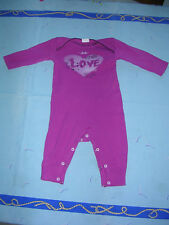 bodys violet Taille 6Mois Marque Absorba Fille occasion