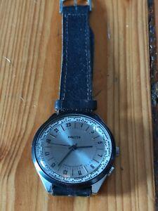 Raketa unique post Soviet wristwatch