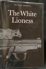 Mankell, Henning.  The White Lioness.  First Edition.