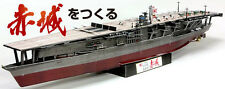 3D DIY Paper Model kit WWII 1/350 Scale WW2 Japanese Navy Aircraft Carrier Akagi