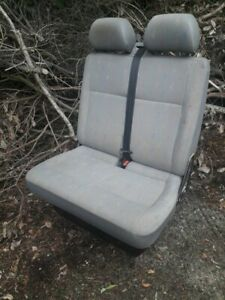Volkswagen T5 Transporter Folding Front Double Passenger Seat