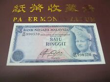 RM1 Aziz Taha sign 4th series - Q/32 990570 (AU)