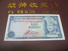 RM1 Aziz Taha sign 4th series - Q/32 990570 (AU)
