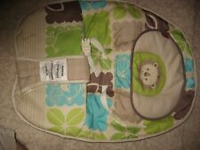 Fisher Price RainForest Bouncer Replacement Fabric Seat Cover