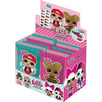 LOL SURPRISE CANDY AND SURPRISE PARTY BAGS FILLERS STRAWBERRY,ORANGE,CHERRY