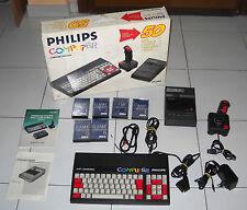 Console PHILIPS COMPUTER MSX-DOS in BOX OTTIMO completo Pc compatible