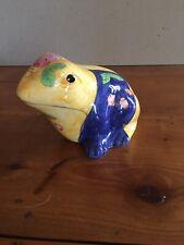 Grenouille Porcelaine- Porcelain Frog