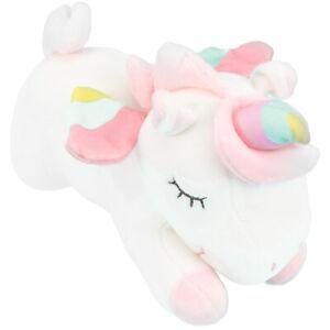 Cute Unicorn Stuffed Animal Plush Soft Toys Doll Pillow Gift  Kids Sofa Pillow