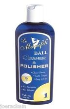 Le Manifik Pool BALL CLEANER - 8oz BOTTLE - Tiger Products - MADE IN THE USA