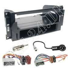 Jeep Grand Cherokee WH ab2005 1-DIN Blende Auto Radio Adapter Einbau Komplettset