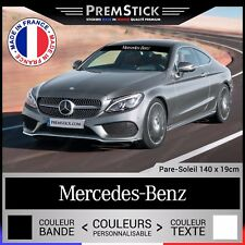 Sticker Pare Soleil Mercedes Benz - Autocollant Voiture, Stickers ref2