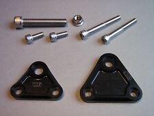 Alu Motorhalter CNC gefräst Kawasaki Z1, Z900, Z1000A Z1R MKII Racing MK2 Z1-900