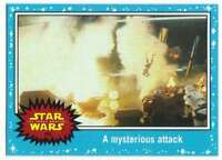 2015 Star Wars Journey To The Force Awakens #100 A mysterious attack Topps