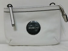 Mimco Leather SECRET Couch Hip Across body Hand Bag BNWT $199 White