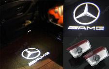 Mercedes Benz AMG Puerta Puddle Cortesía Logo Luz LED cree láser Proyector Kit