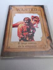 """DVD """"EL LARGO CAMINO DE LA VENGANZA"""" COMO NUEVO CAJA SLIM RICHARD HARRISON"""