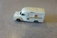 Vintage MATCHBOX LESNEY LOMAS AMBULANCE NO. 14