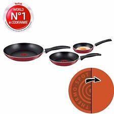 Tefal B121S344 Easy Care 3 Pièces Antiadhésif Poêle Cookware Set