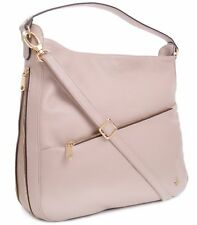 094f441724 CARBOTTI 1750 Luxurious Italian Leather Shoulder Handbag - Beige