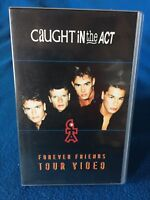 Caught in the Act - Forever Friends -.Tour Video - original VHS
