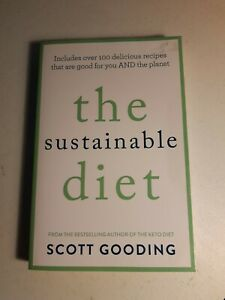 The Sustainable Diet - Scott Gooding - Paperback - Free Postage