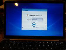 Dell XPS L321X i7, 4GB RAM, 256 GB SSD, Win 7 Pro 64 bit