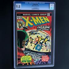 X-MEN #85 (1973) 💥 CGC 9.8 💥 HIGHEST GRADED - 1 OF ONLY 6! Homo Superior