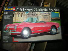 1:24 Revell Alfa Romeo Giulietta Spider Nr. 07316 in OVP