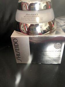 New Shiseido Bio-Performance Advanced Super Revitalizing Cream 1.7 oz/50 mL seal
