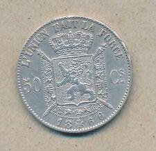 België/Belgique 50 ct. Leopold II 1866 Fr Morin 180 (134747)