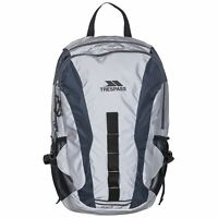 Trespass Race 20 Litre Reflective Grey Rucksack Hiking Bag