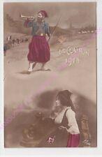 CPA PATRIOTIQUE  MILITARIA Le clairon 1914
