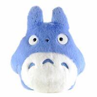 My Neighbor Totoro Medium Totoro Fluffy Plush Doll M Blue Studio Ghibli Japan