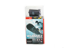 Sony Action Cam HDR-AS30VW Wearable Mount Kit GPS wasserdicht bis 5m