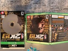 NBA 2K19 - 20th Anniversary Edition (Microsoft Xbox One, 2018)
