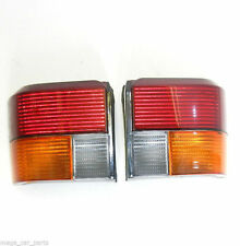 VW T4 VOLKSWAGEN TRANSPORTER CARAVELLE 90-03 REAR LIGHTS TAIL LAMPS PAIR LH + RH