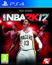 PS4 Game NBA 2K17 Standard edition - Gamextremephils