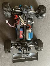 Wltoys A959 1:18 RC Car 2.4Ghz High Speed 4wd Rolling Chassis Parts Or  Repair