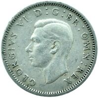 1949 SIXPENCE - KING GEORGE VI.  GREAT BRITAIN COIN COLLECTIBLE    #WT18344