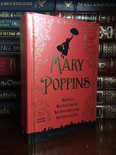 Mary Poppins 80th Anniversary Collection New Illustrated Children's Hardcover