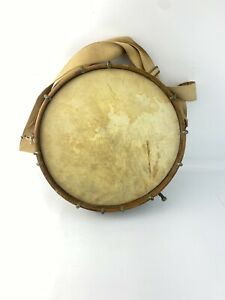 """Very Early 1902-1903 F. E. Dodge Snare Drum 14.5"""" X 3.75"""""""