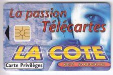 TEST SALON EXPO CARTE CARD .. FRANCE TOURISTCARD GEMPLUS COTE POCHE +N° PUCE