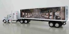 KENWORTH W900 Semi Truck Diecast 1:43 Scale Wild Turkey  Custom Graphics