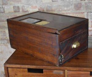 Antique Cash Register Shop Till Loft's Patent Haberdashery Outfitter Display