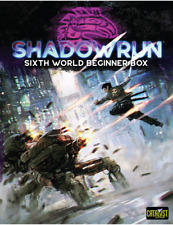 Shadowrun 6th Edition Beginner Box NEW
