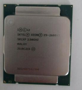 Intel Xeon E5 2680v3 2.5GHZ 12 Core LGA2011 CPU Processor