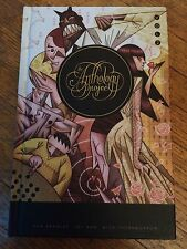 The Anthology Project Vol 1 & 2. Graphic Novels. Great Condition. Fast Shipping.