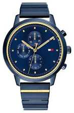 Tommy Hilfiger Watch Women's Blue Bracelet 38mm Gigi Hadid Collection
