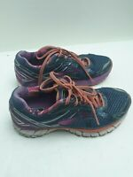 WOMENS BROOKS ADRENALINE GTS 15 PURPLE RUNNING SHOES SIZE 7.5