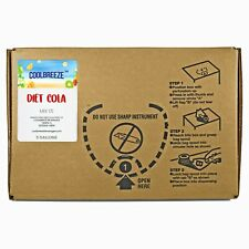 CoolBreeze Soda Syrup Concentrate 5 Gallon BIB Bag in Box - Diet Cola